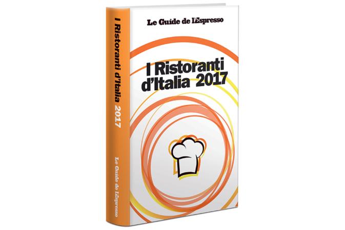 Esce la Guida dell'Espresso 2017 senza voti in ventesimi. Cinque i ristoranti con 5 cappelli
