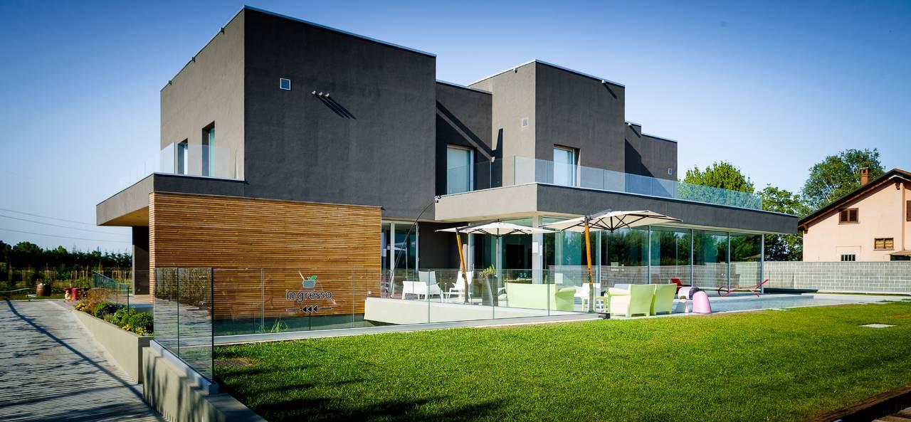 Casa format nata per il design modello per il food - Certificazione impianti casa ...