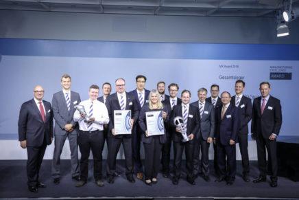 Rational è la vincitrice assoluta del Manufacturing Excellence (MX) Award a Berlino