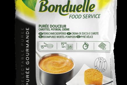 Purea di zucca e carote Bonduelle, per zuppe e molto altro