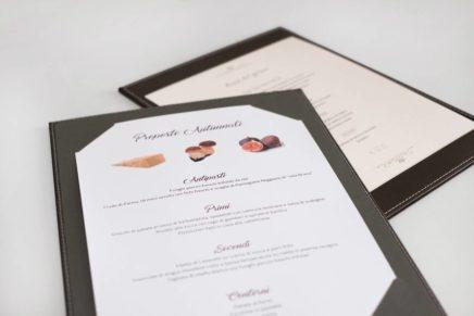 Ora c'è il porta menu a tavoletta di design. Lo fa Artmenu Factory