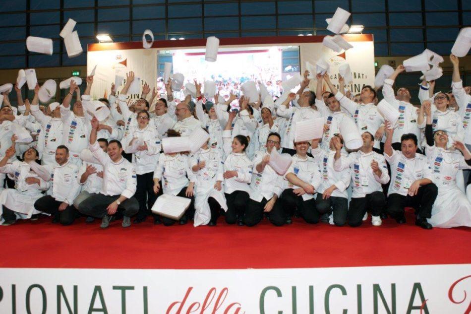 Campionati della Cucina Italiana Fic. Ecco i vincitori